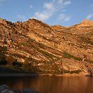 Angel Lake Morn by teresalynwillis