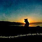 The windows of my SoUL I throw wide open to the SuN by Myillusions