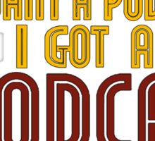You Want A Podcast? I Got A SModcast Sticker