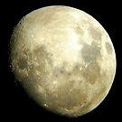 The Moon by stevefinn77