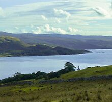 Loch Fyne in September by maekstar