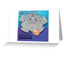 Chicot Classic Album Cover - Neverwhined Greeting Card