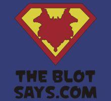 The Blot Shield (Black) by The Blot