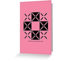 Design 226 Greeting Card