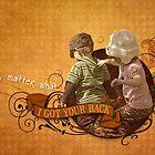 I got your back by Allison McIntosh