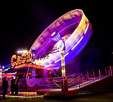 Fairground Attraction by Ian Hufton