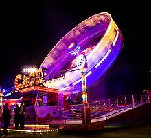 Fairground Attraction by Ian Hufton