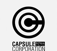 Capsule Corporation Case by carnivean