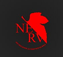 NERV Case by carnivean
