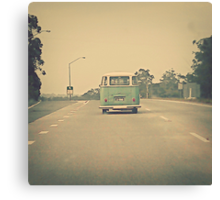 Hit The Road... Canvas Print