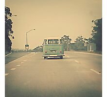 Hit The Road... Photographic Print