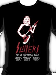 "Slayers ""End of the World Tour"" T-Shirt"