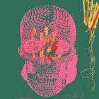 Skull II by PrinceRobbie