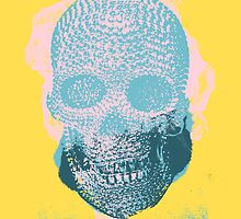 Skull IV by PrinceRobbie