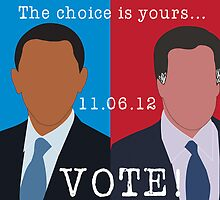 2012 Election by amandak8bates