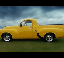 FJ Holden Ute by Keith Hawley