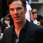 Benedict Cumberbatch by Paul Bird