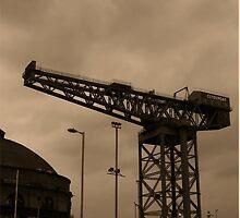 Finnieston Crane, Glasgow by ElsT