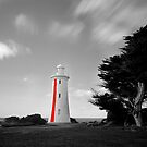 Devonport Lighthouse by Damon Colbeck