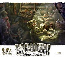 Dino Card Cheat by MudgeStudios