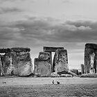 Stonehenge by banny