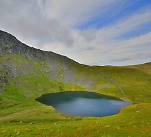 The Lake District: Scales Tarn & Sharp Edge by Rob Parsons