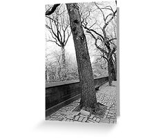 The Odd Ones Greeting Card