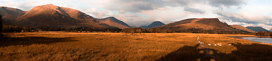 The View From Kilchurn Castle by maekstar