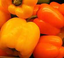 BELL PEPPERS by gracestout2007