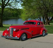 1938 Buick Custom Long Nose Hot Rod by TeeMack