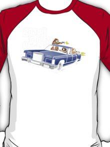 Grand Theft Otter T-Shirt