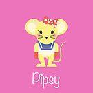 DKR Pipsy by gallantdesigns