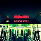 The Next Stop Is by Adam  Oriti