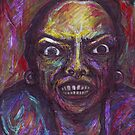 The Abyss Looks Back by DreddArt