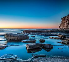 Terrigal (again)  by Isabel J Coote Photography