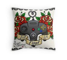 """Lest We Forget"" ~ His Throw Pillow"