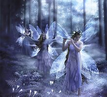 Night Fairy Song by gingerkelly