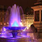 Trafalgar Square, London, England, UK * by Justin Mitchell