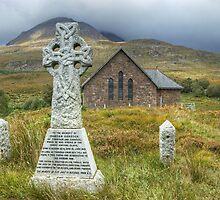 The Church By Torridon by VoluntaryRanger