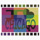 I love (heart) Chicago by Nhan Ngo