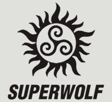 Don't Superwolf Out On Me by bitchfacesam