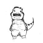 Dino - Saur by Jessica Slater