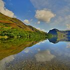 The Beauty of the Lake District by Rob Parsons