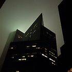 Lexington Avenue, Gotham City by cammisacam