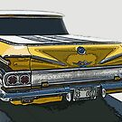 1960 Chevrolet El Camino by Samuel Sheats