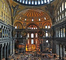 Hagia Sofia by julie08