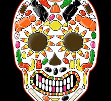 Candy Skull by qetza