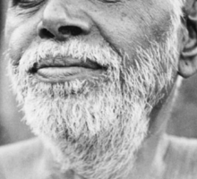 Sri Ramana Maharshi Sticker