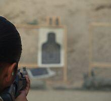 Marine with Shotgun by Jmoring87