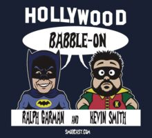 Hollywood Bat-ble On by Nathan Gonzales
